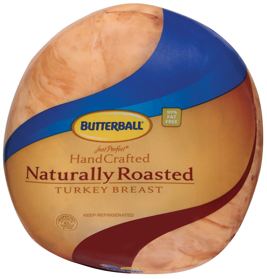 Just Perfect Handcrafted Naturally Roasted Turkey Breast