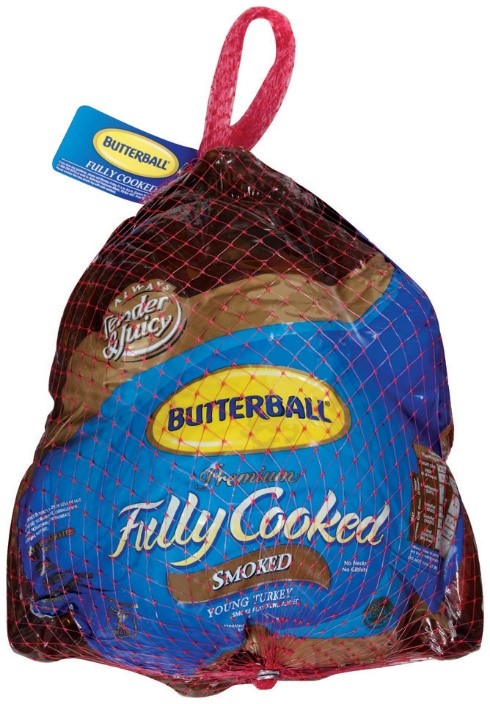 Butterball Smoked Turkey 9.5-12.5 lbs.
