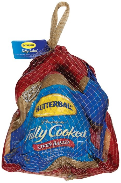 BUTTERBALL BAKED WHOLE TURKEY 10-12 LBS