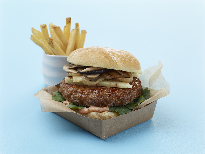 All Natural Turkey Thigh Burger - 6oz