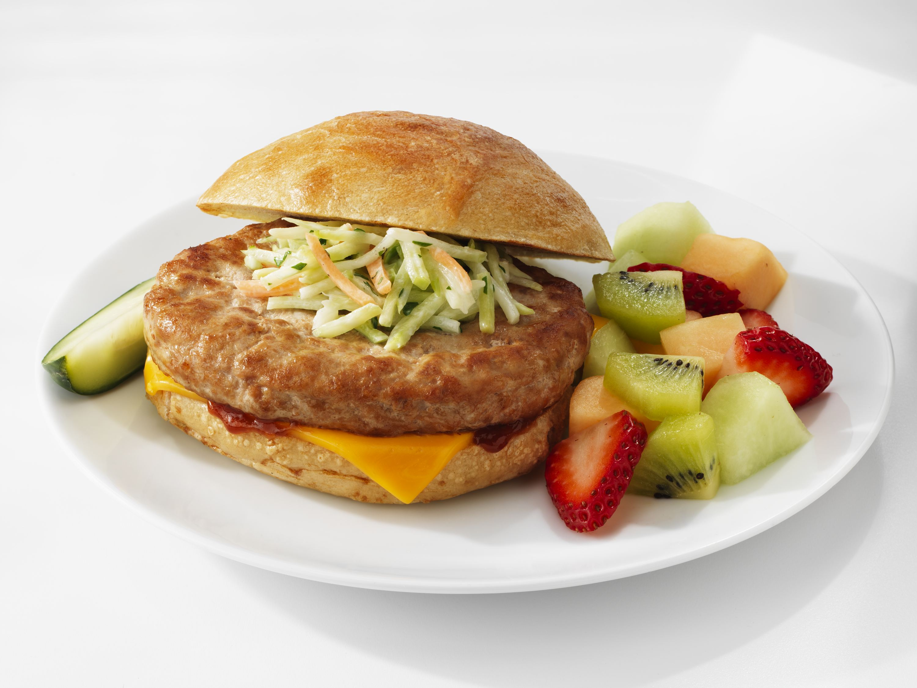 Savory White Turkey Patty - 7.0oz
