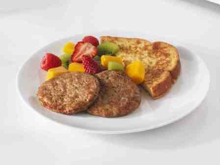 Turkey Breakfast Sausage Patties, 1.5oz