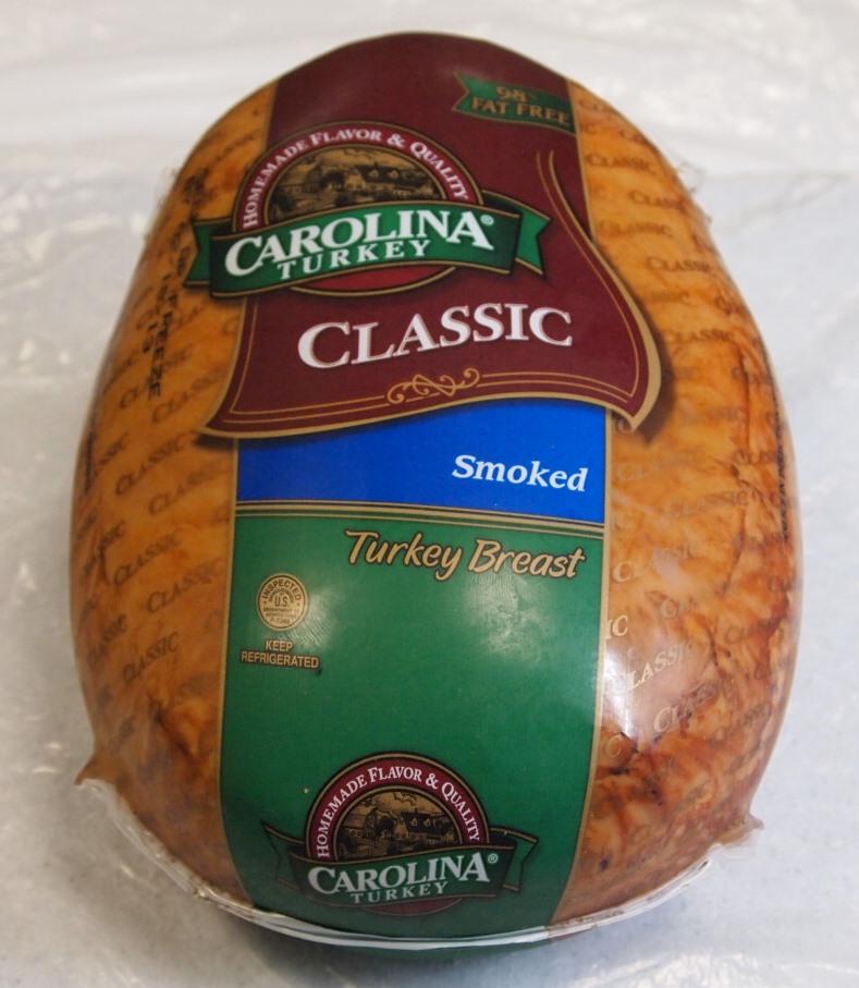 Petite Hickory Smoked Turkey Breast