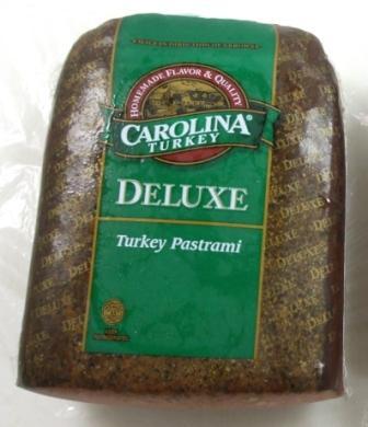 Turkey Pastrami - Deli Style