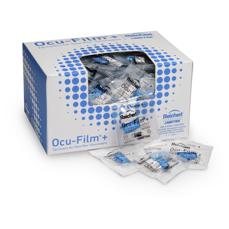 Ocu-Film Tip Covers - Open Box