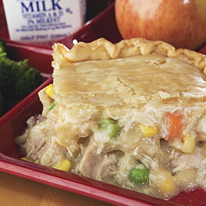 Ultimate Turkey Pot Pie