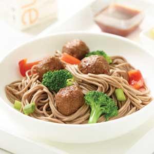 Soba Noodle Bowl